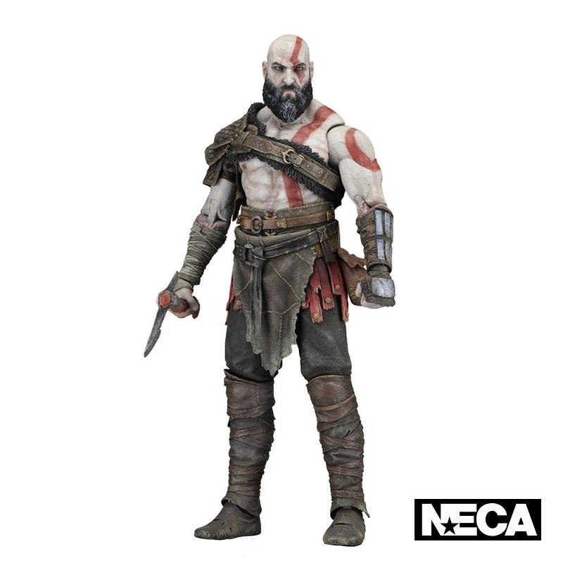 Kratos - God of War 2018 - 1/4 Scale Actionfigur