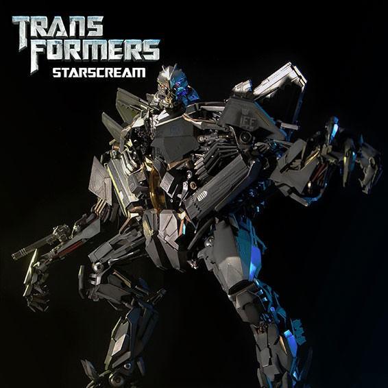 Starscream - Transformers - Museum Master Line Statue
