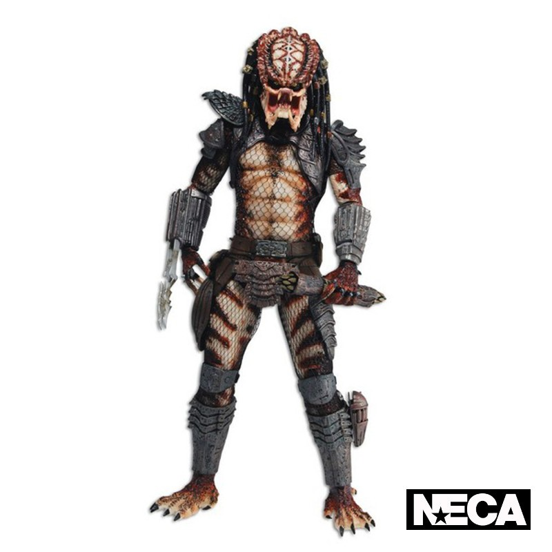 Unmasked Open Mouth City Hunter - Predator - 1/4 Scale Actionfigur