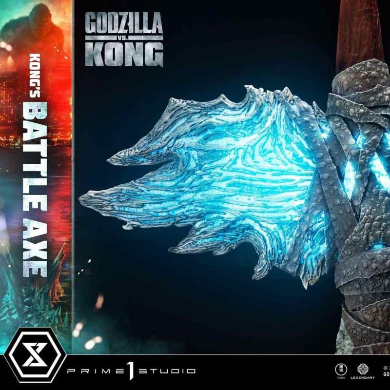 Kong's Battle Axe - Godzilla vs Kong - Polystone Replik