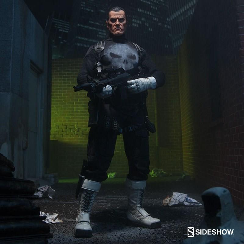 Punisher - Marvel: Punisher - 1/6 Scale Figur