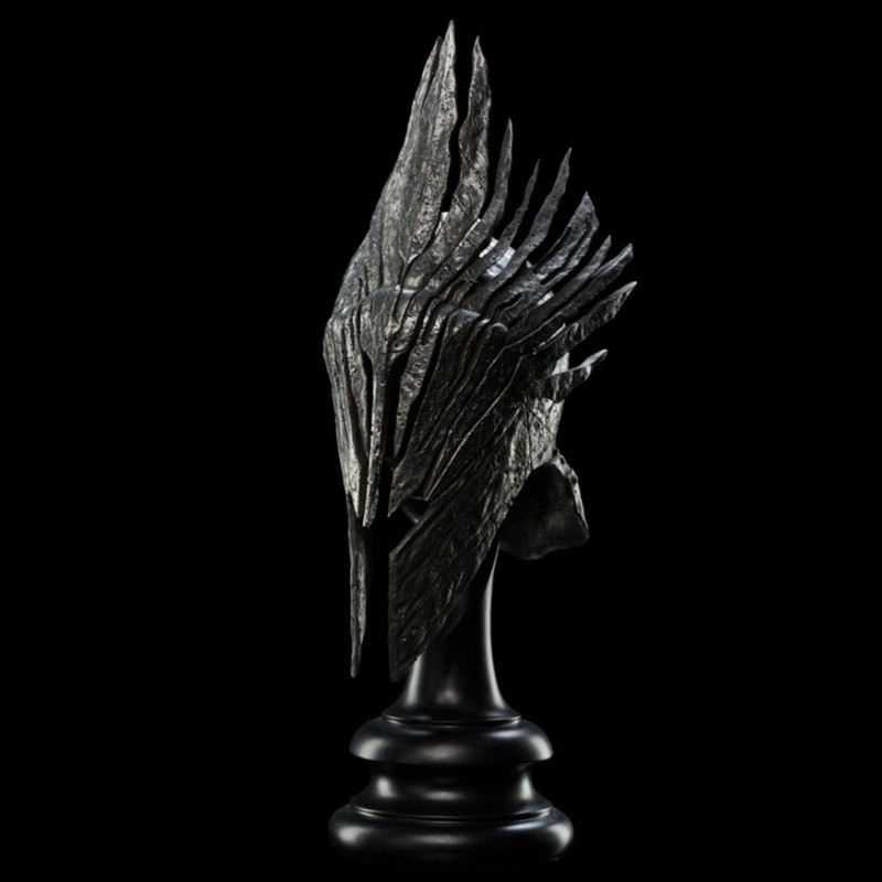 War Helm of The Witch King - Der Hobbit - Replika 24 cm