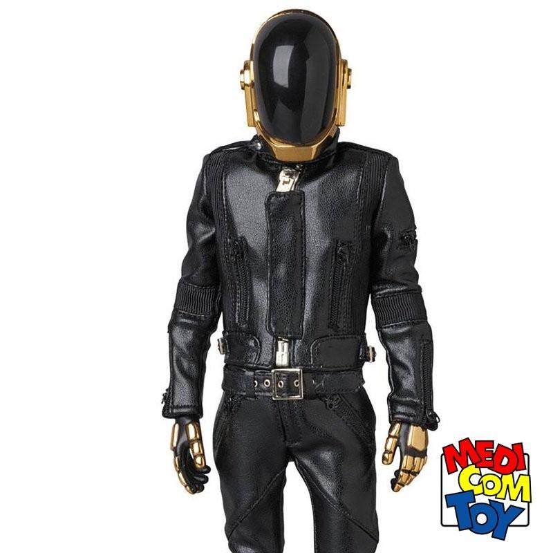 Guy-Manuel de Homem-Christo Ver. 2.0 - Daft Punk - 1/6 Scale RAH Figur
