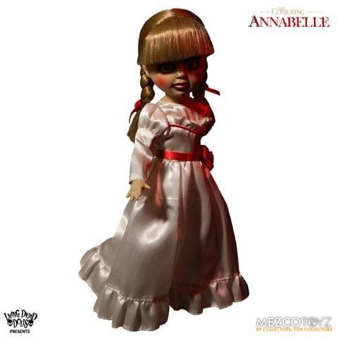 Annabelle - Conjuring - Living Dead Dolls Puppe 25cm