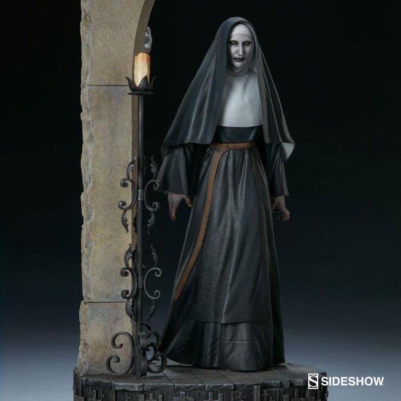 The Nun - The Nun - Polystone Statue