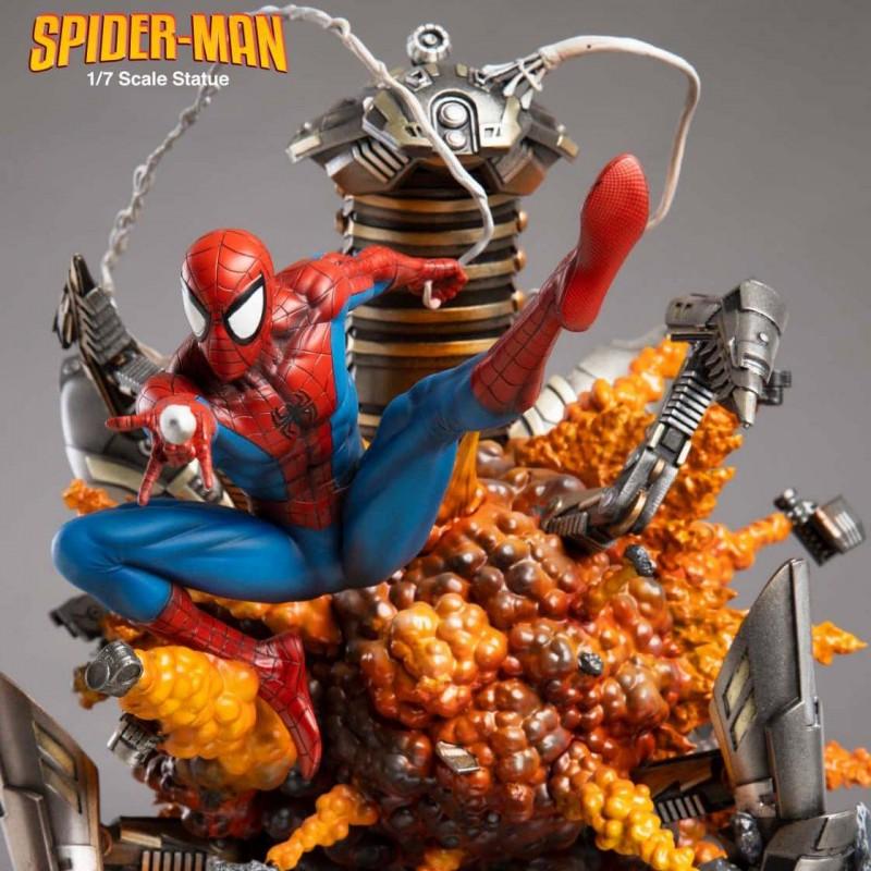 Spider-Man Version B - Marvel Comics - 1/7 Scale Statue