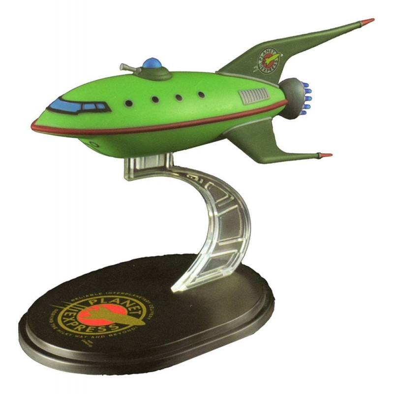 Planet Express Raumschiff LC Exclusive - Futurama - Mini Master Replik 12cm