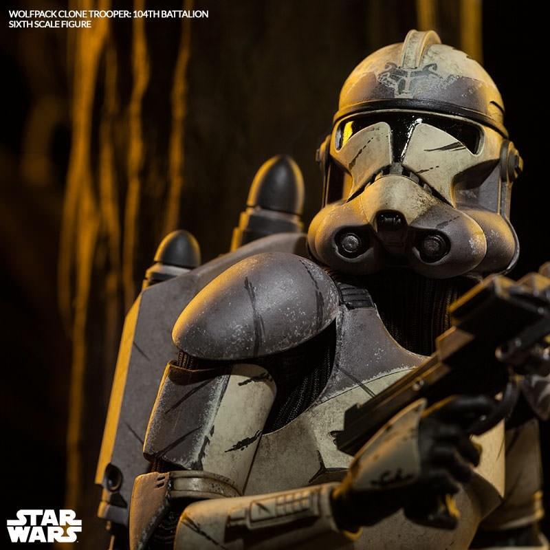 Wolfpack Clone Trooper 104th Battalion