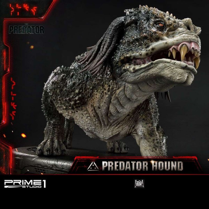 Predator Hound - Predator Upgrade - 1/4 Scale Polystone Statue