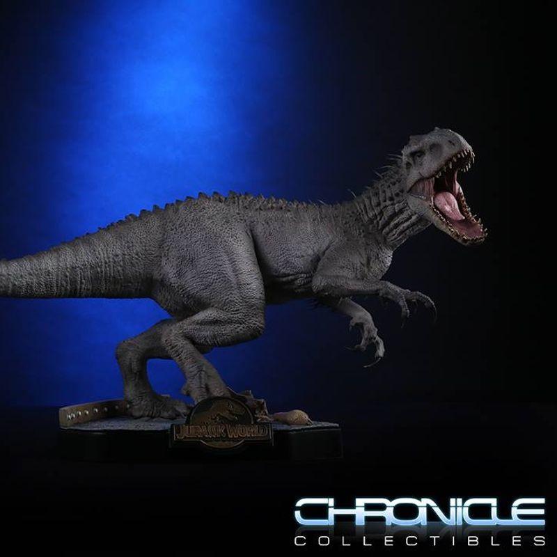 Final Battle Indominus Rex Statue - Jurassic World - 1/24 Scale Polystone Statue