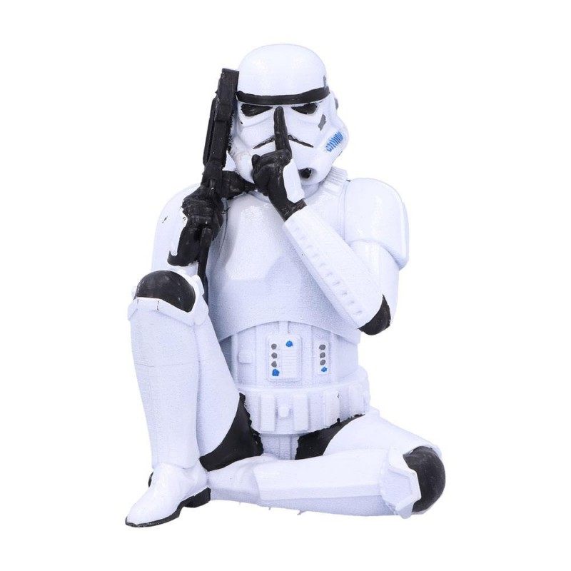 Speak No Evil Stormtrooper - Star Wars - Resin Staue