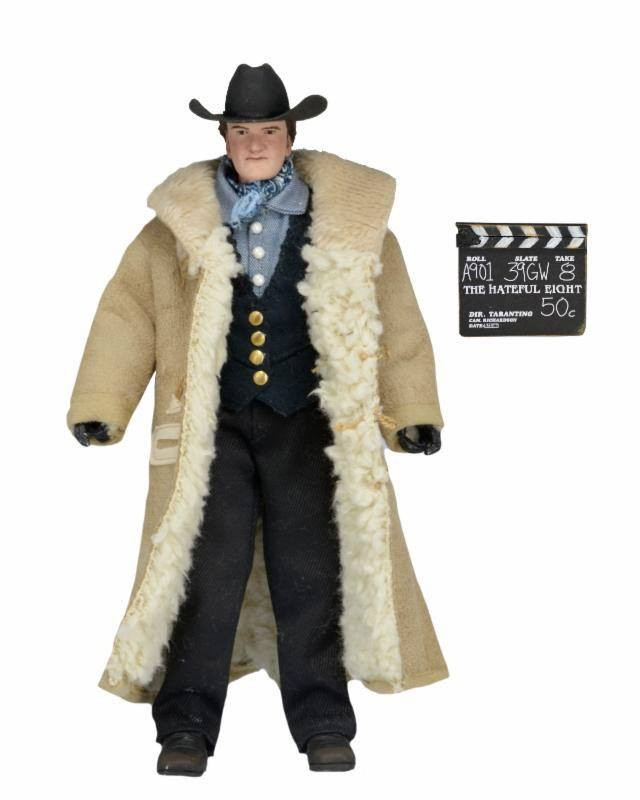 Quentin Tarantino - The Hateful Eight - Actionfigur