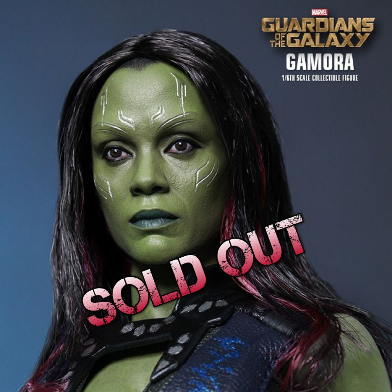 Gamora - Guardians of the Galaxy - 1/6 Scale Figur
