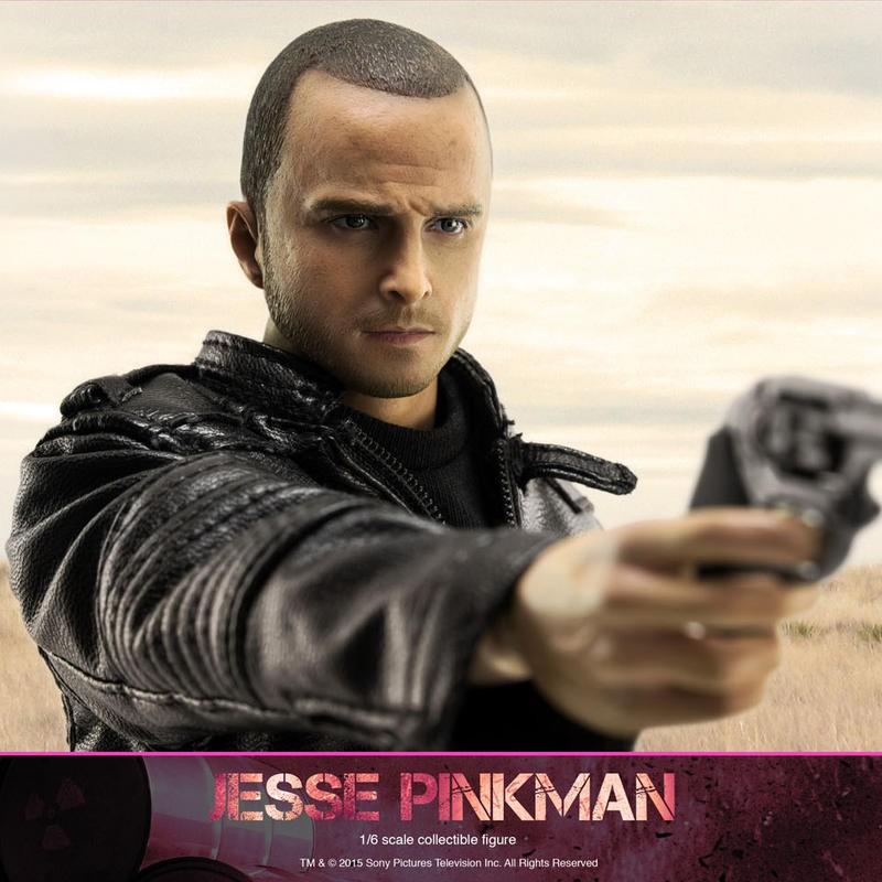 Jesse Pinkman - Breaking Bad - 1/6 Scale Figur