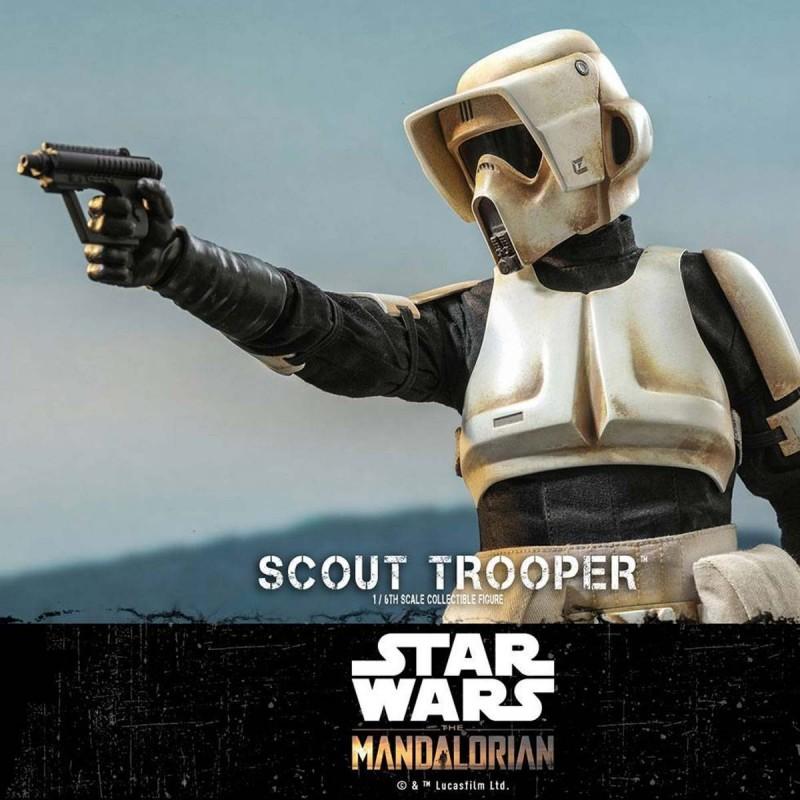 Scout Trooper - Star Wars The Mandalorian - 1/6 Scale Figur