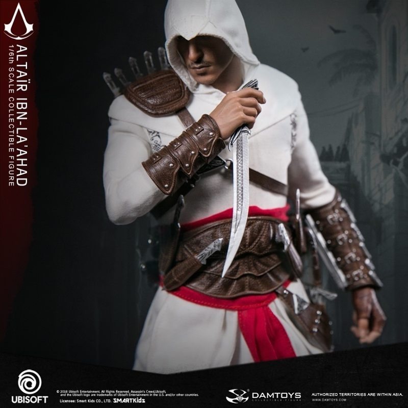 Altaïr the Mentor - Assassin's Creed - 1/6 Scale Figur