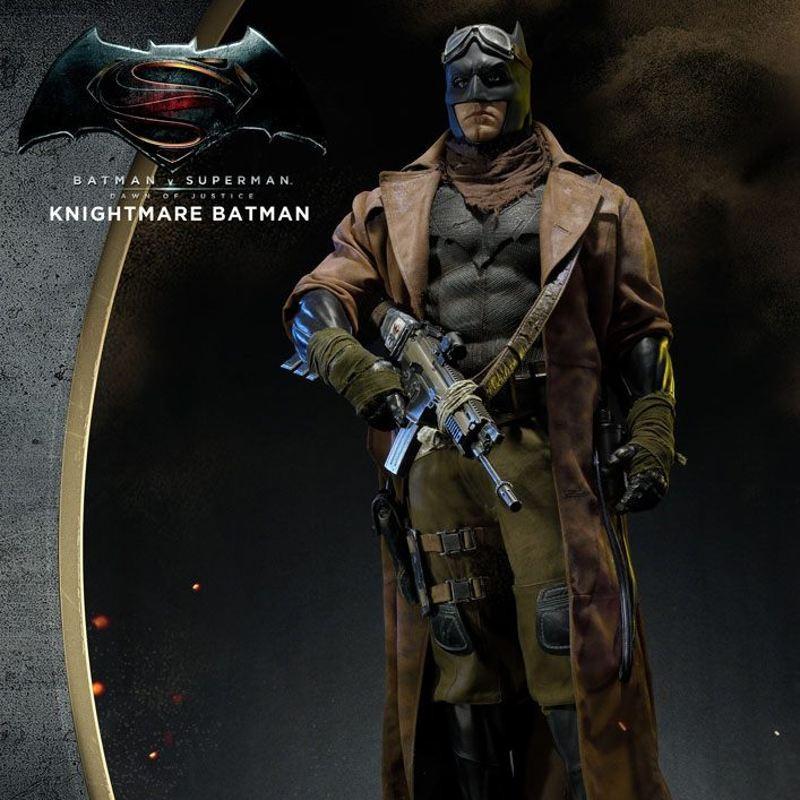 Knightmare Batman - Batman v Superman - 1/2 Scale Statue
