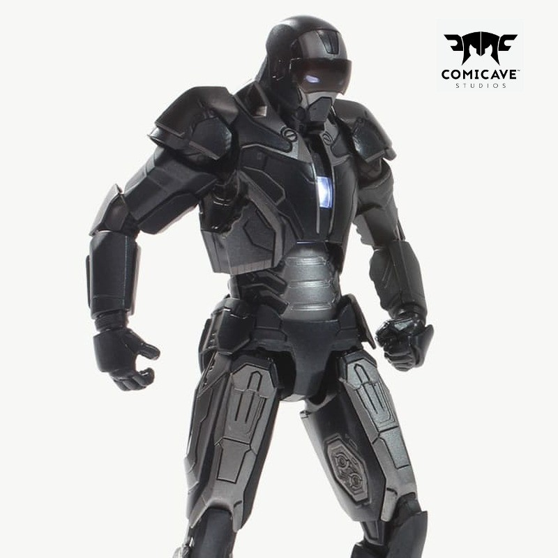 Iron Man Mark XL (Shotgun) - 1/12 Scale Diecast Actionfigur