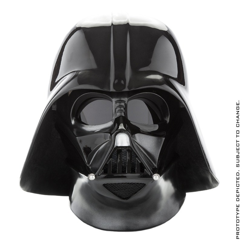 Darth Vader Helm Standard Version - Star Wars - 1/1 Replik