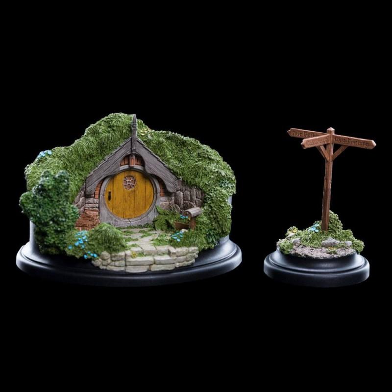 5 Hill Lane - Der Hobbit - Polystone Statue