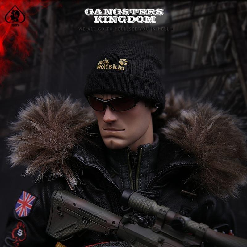 Spade 5 Baron - Gangster's Kingdom - 1/6 Scale Actionfigur
