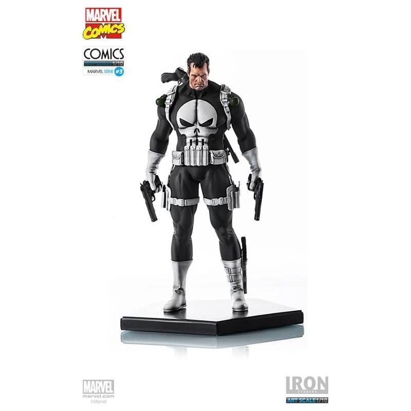 Punisher - Marvel Comics - 1/10 Scale Statue