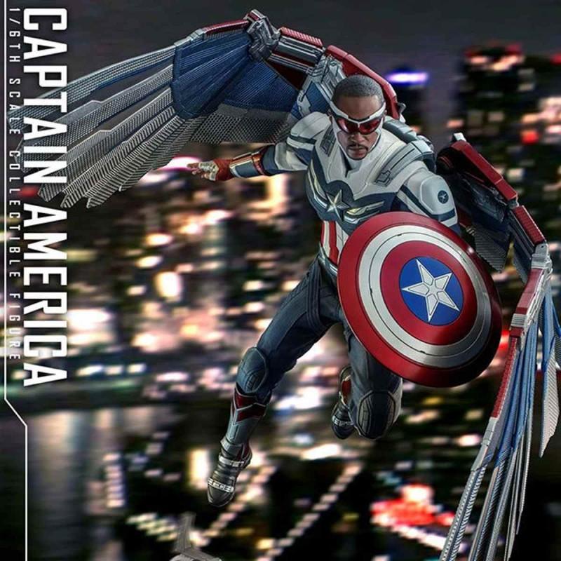 Captain America - The Falcon and The Winter Soldier - 1/6 Scale Figur