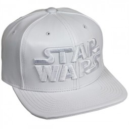 STAR WARS - Snapback Cap - Stormtrooper