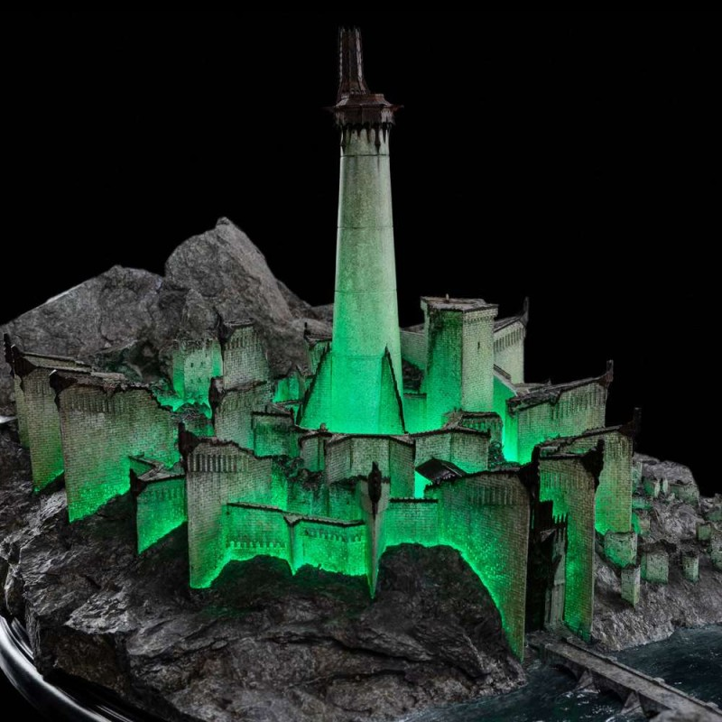 Minas Morgul - Herr der Ringe - Diorama
