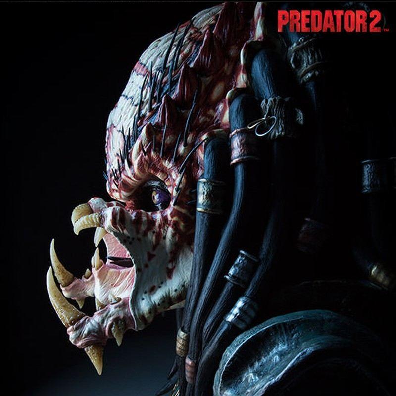 Predator - Predator 2 - Life-Size Bust