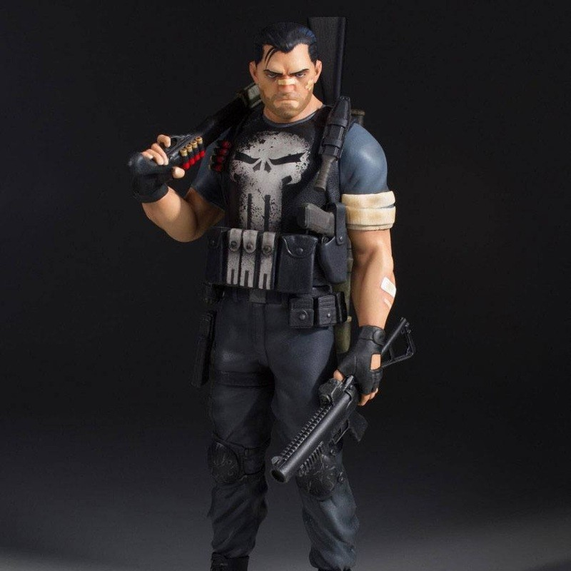 Punisher - The Punisher - Collectors Gallery Statue