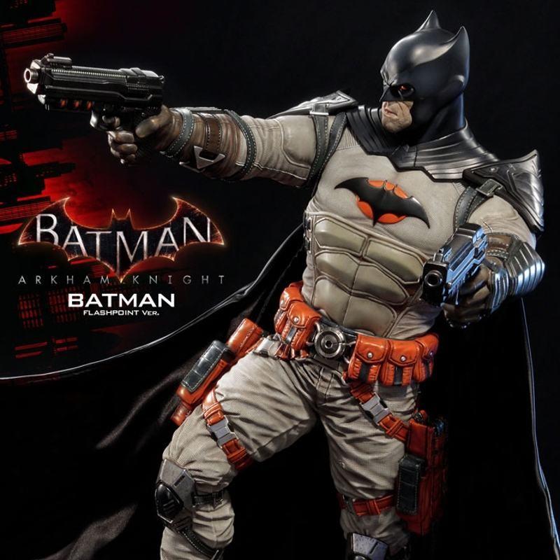 Batman Flashpoint Version - Batman Arkham Knight - 1/3 Scale Statue