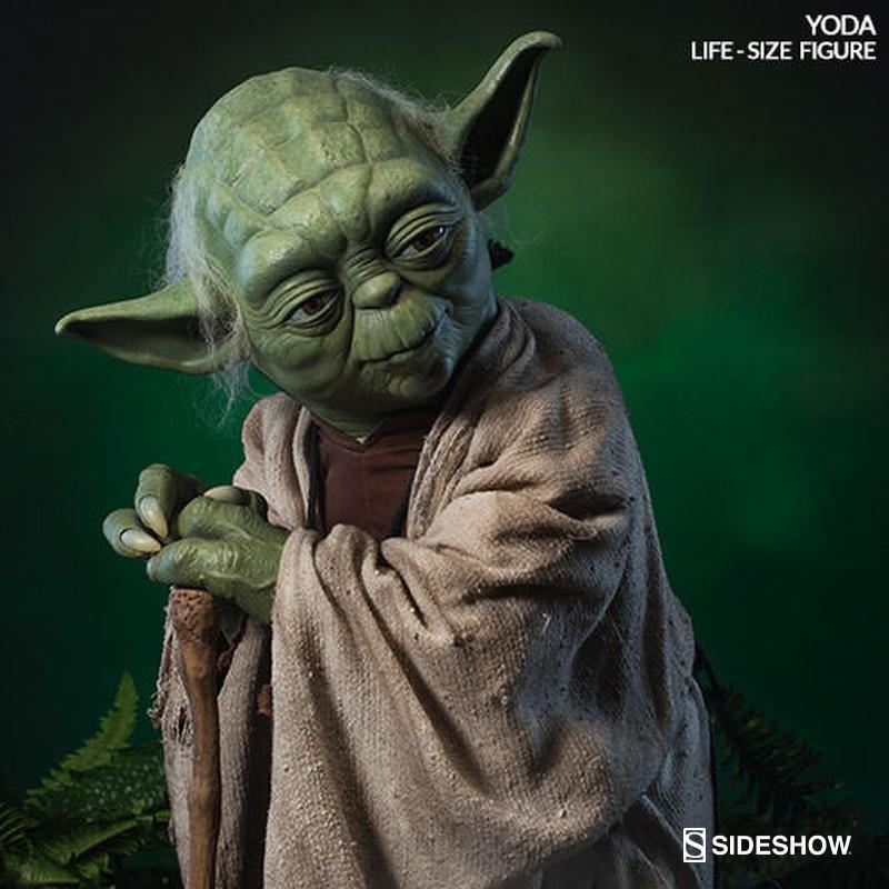 Yoda 2nd Edition - Star Wars - Life-Size Statue