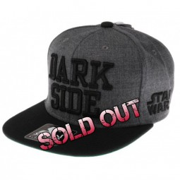 STAR WARS - Snapback Cap - DARK SIDE