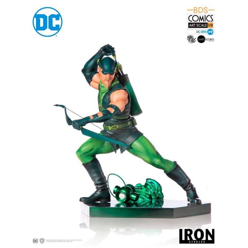 Green Arrow by Ivan Reis - DC Comics - BDS Art Scale 1/10 Statue