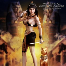 Anck Su Namun Princess of Egypt - ARH ComiX - 1/6 Scale Actionfigur