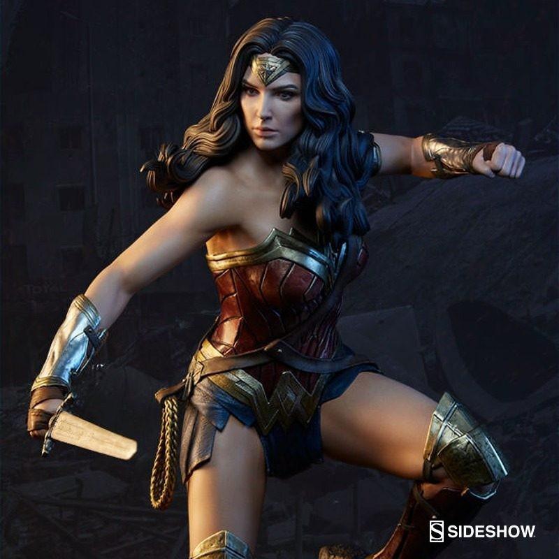 Wonder Woman - Dawn of Justice - Premium Format Statue