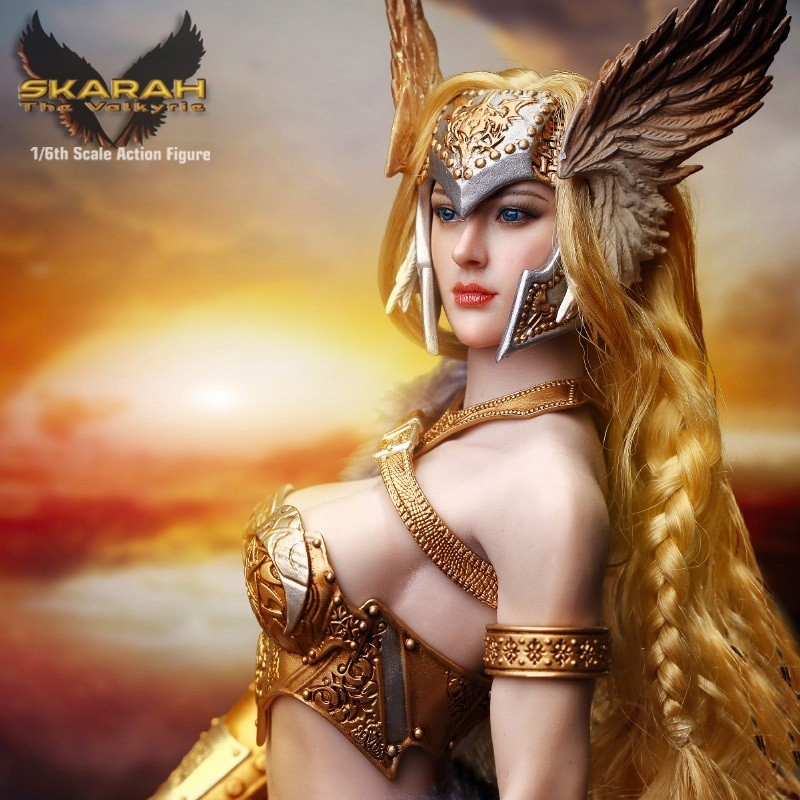 Skarah the Valkyrie - 1/6 Scale Actionfigur