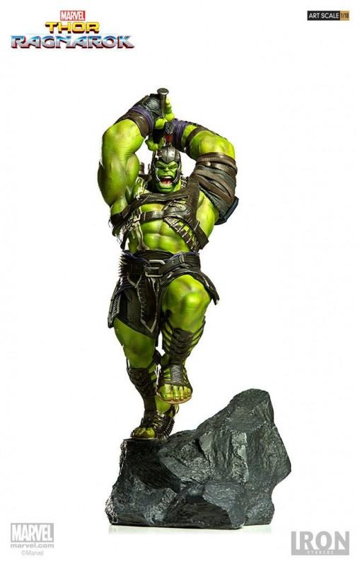 Hulk - Thor Ragnarok - 1/10 Scale Statue
