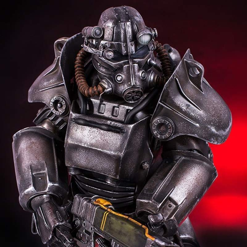 T-45 Power Armor - Fallout 4 - 1/4 Scale Statue