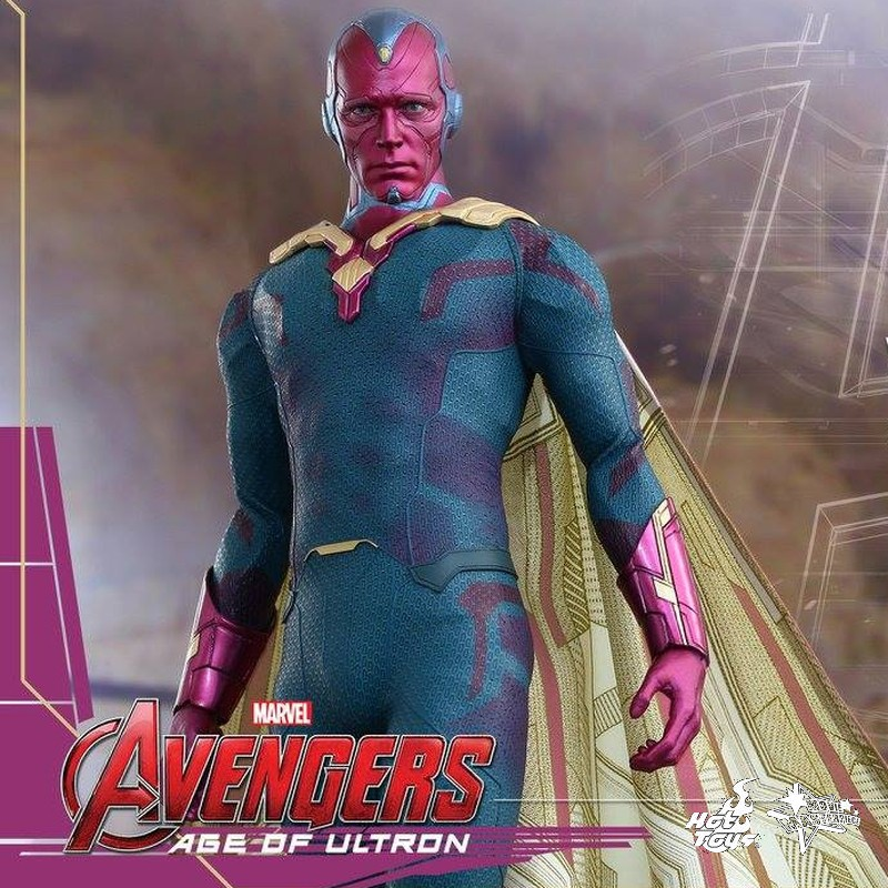 Vision - Age of Ultron - 1/6 Scale Figur