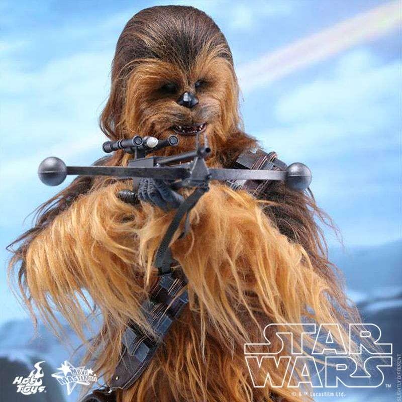 Chewbacca - Star Wars Episode VII - 1/6 Scale Figur
