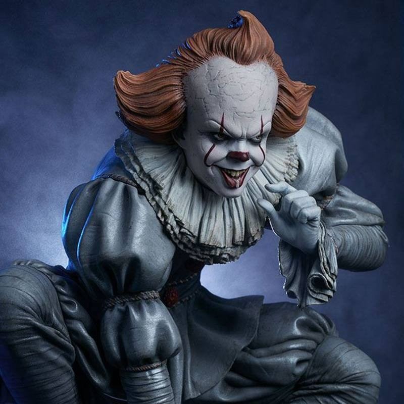 Pennywise - Stephen Kings Es - Maquette 33cm