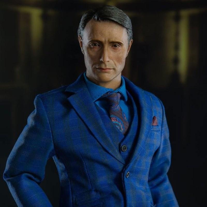 Hannibal Lecter - Hannibal - 1/6 Scale Figur