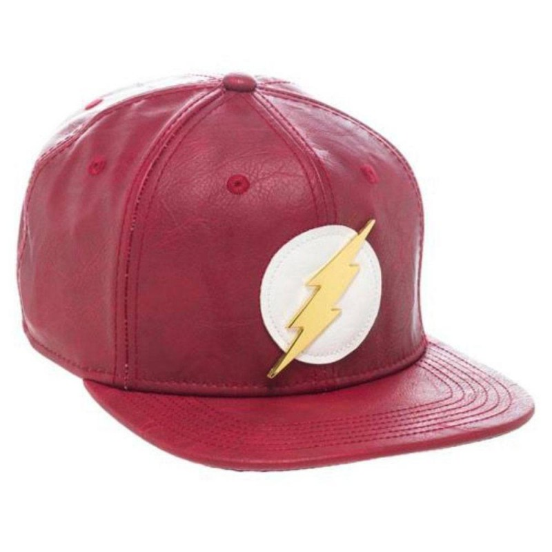 Flash Logo - DC Comics - Baseball Cap