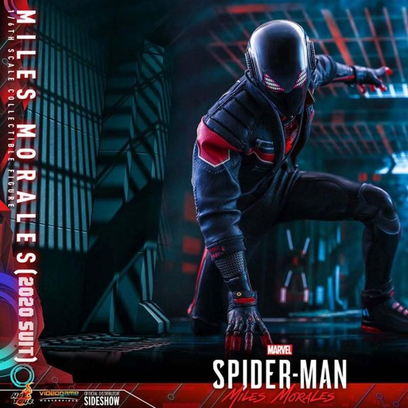 Miles Morales (2020 Suit) - Marvel's Spider-Man: Miles Morales - 1/6 Scale Figur