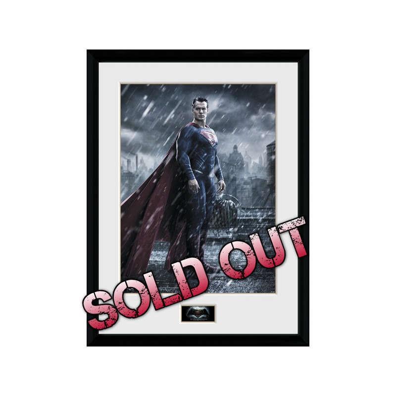 Superman - Batman v Superman - Poster im Rahmen | Piece Hunter ...