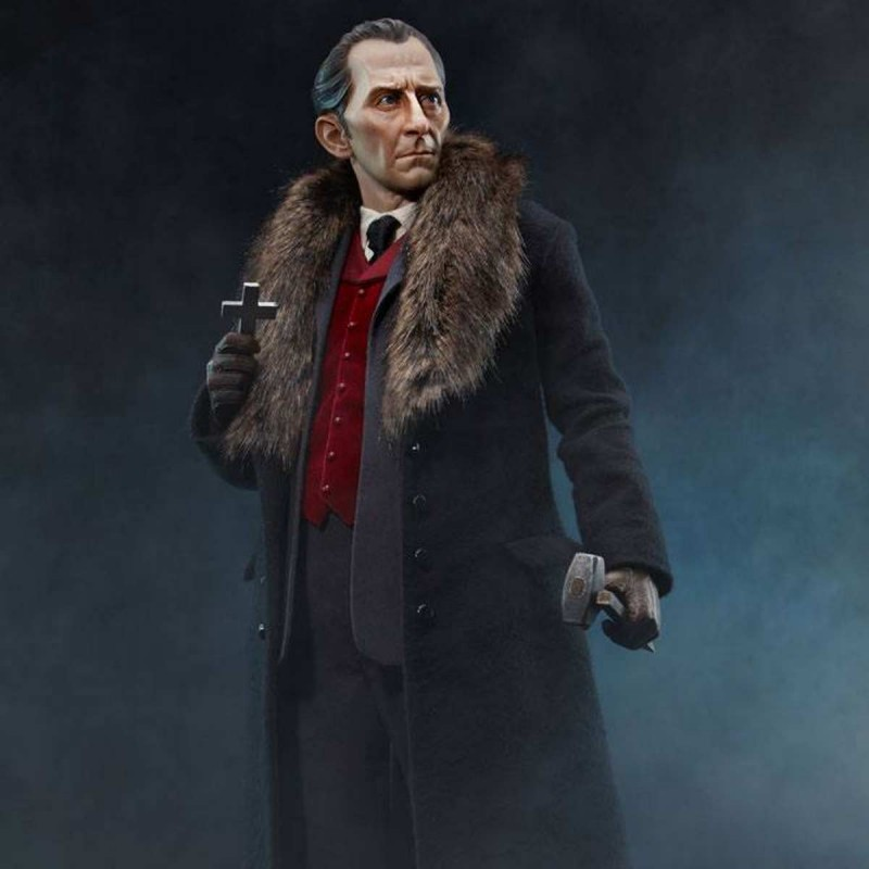 Van Helsing (Peter Cushing) - Dracula - Premium Format Statue