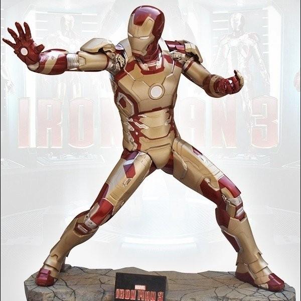 Iron Man - Iron Man 3 - Life-Size Statue