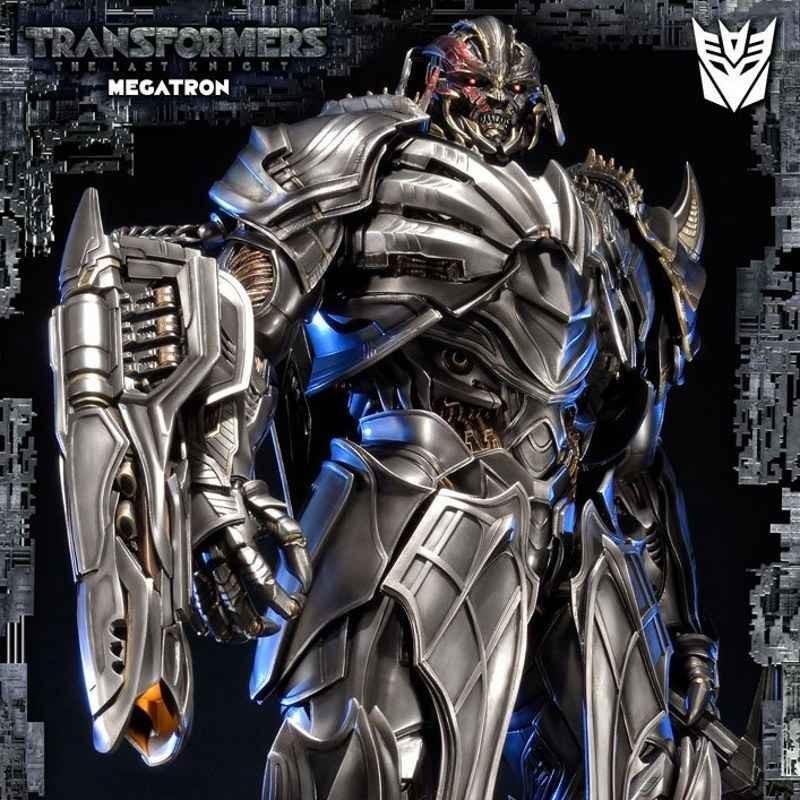Megatron - Transformers The Last Knight - Polystone Statue